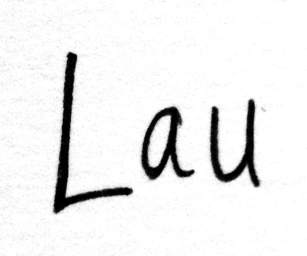 Lau written