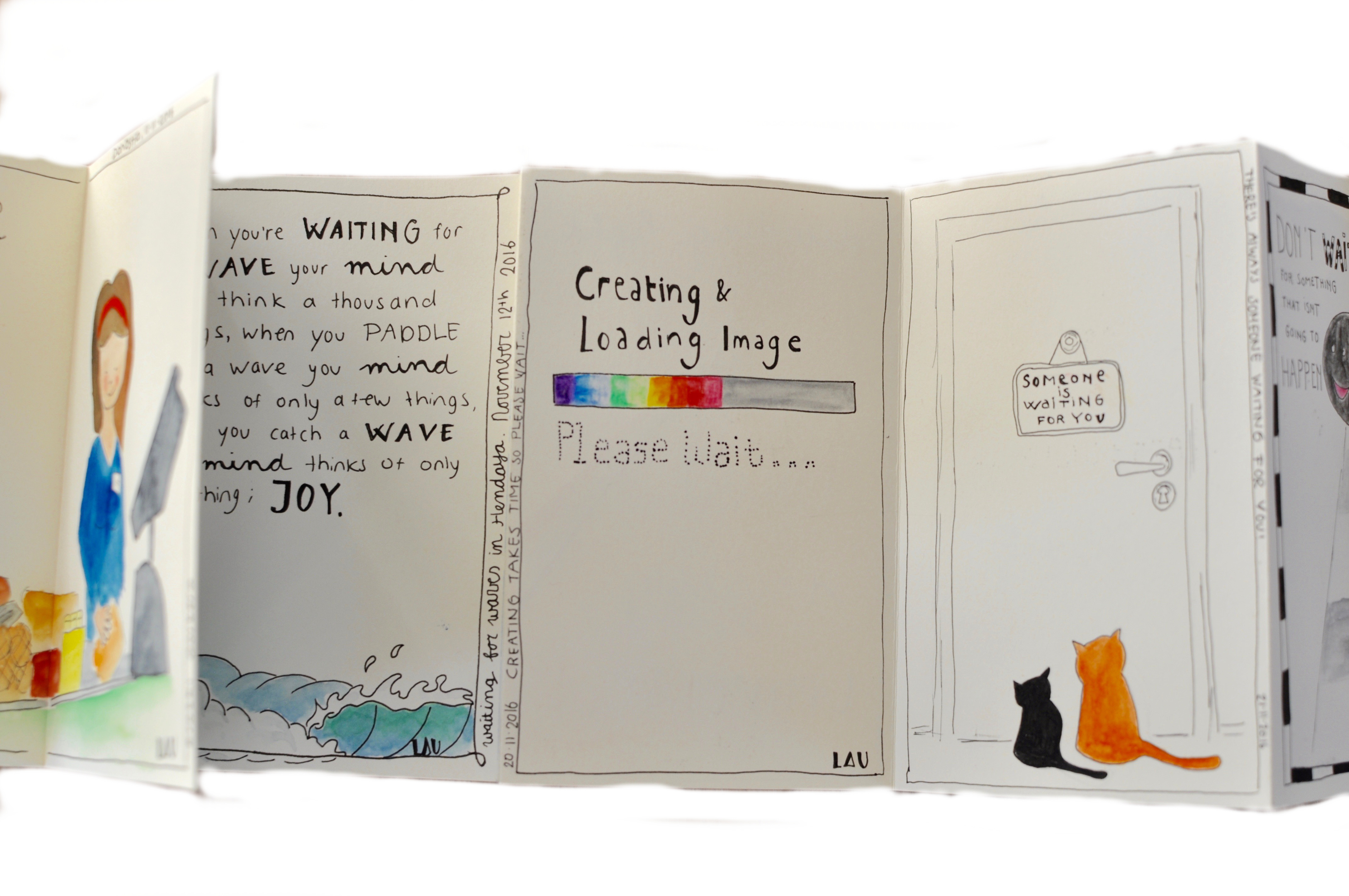 book of waiting 1 1