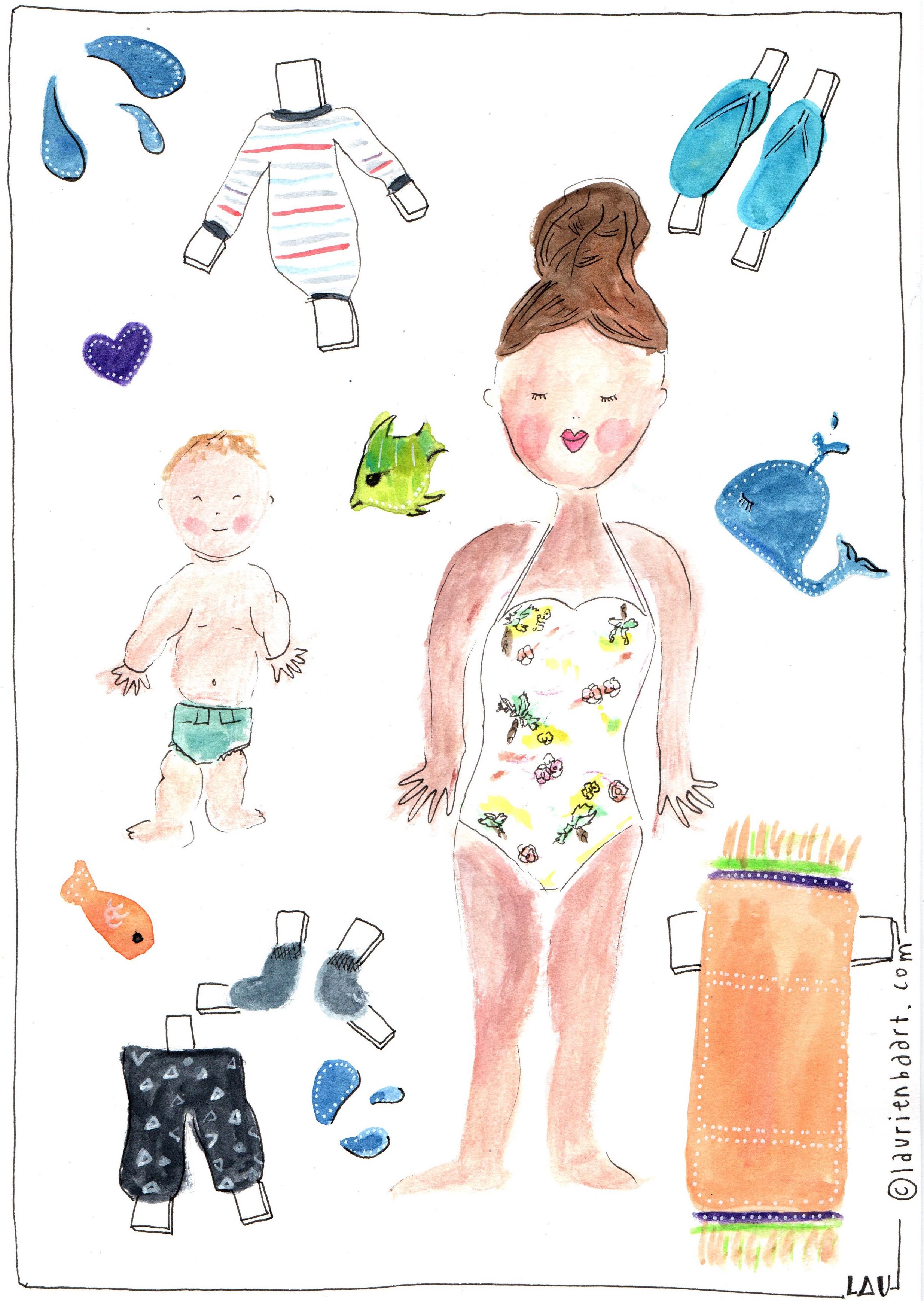 Babyzwemmen Laurien Baart 1