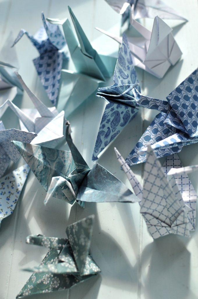 Papercranes 2